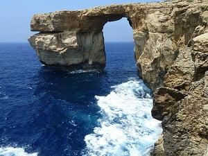 Janela Azul, Ilha de Gozo - Pixabay