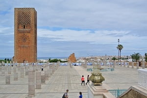 Mesquita de Rabat - Pixabay