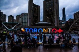 Foto no centro de Toronto, Canada - Foto Pexels