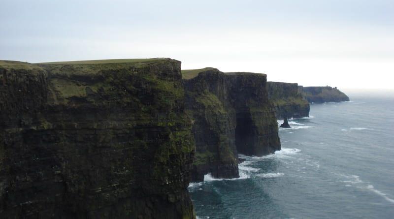 Cliff os Moher, região do Galway, Irlanda