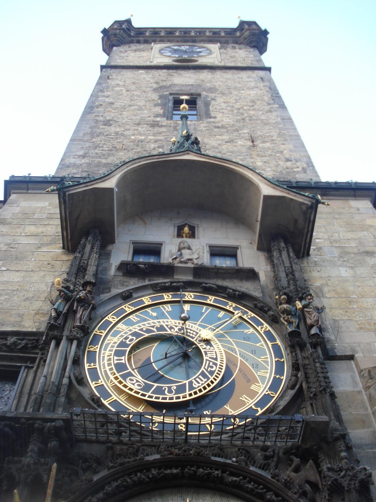 Relógio Astronômico, Praga, República Tcheca