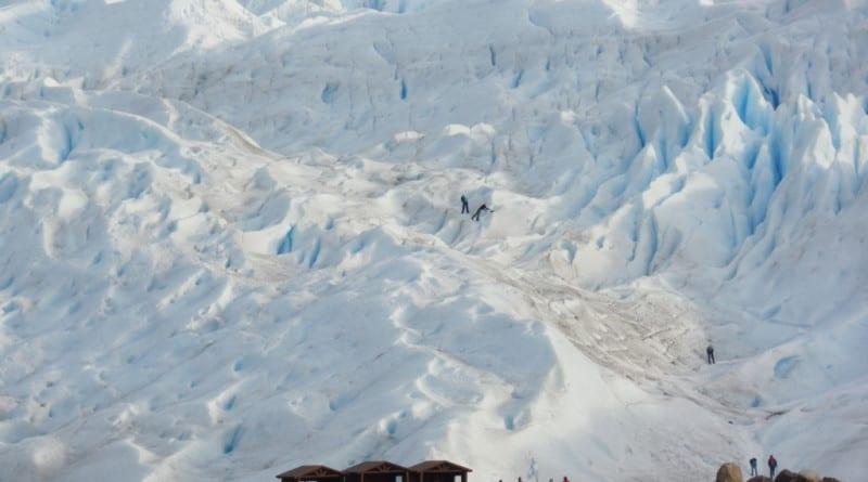 Escalada no Glaciar de Perito Moreno, Patagônia Argentina