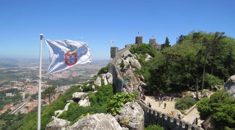 Castelo dos Mouros, Sintra, Portgal