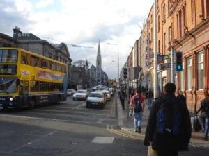 Ruas de Dublin, Irlanda