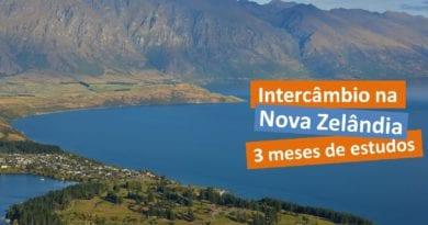 Quanto custa um intercâmbio na Nova Zelândia - 3 meses - Fonte-Pexels