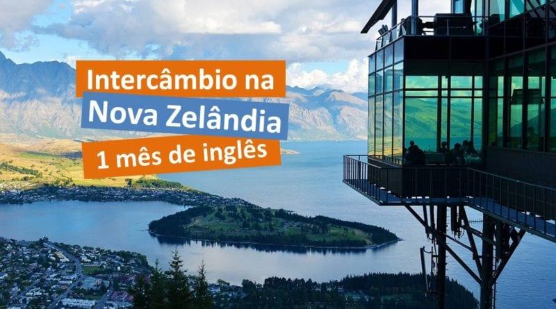 Quanto custa um intercâmbio na Nova Zelândia - curso 1 mês inglês - Fonte-Pexels