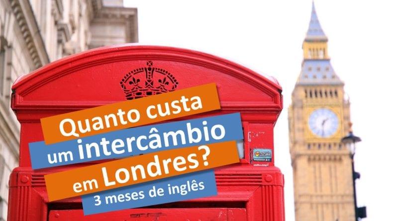 Quanto custa um intercâmbio em Londres - 3 meses - Fonte-Pexels