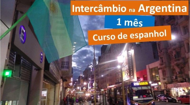 Quanto custa um intercâmbio de 1 mes na Argentina
