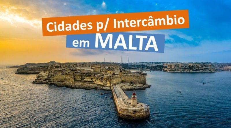 Cidades para Intercâmbio em Malta - Foto Pixabay