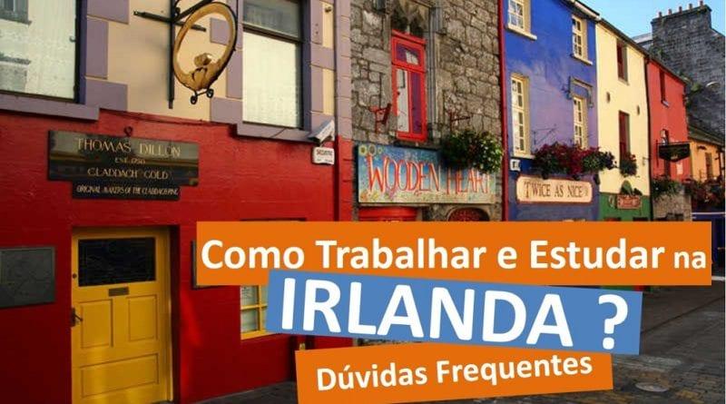Como Trabalhar e Estudar na Irlanda - Patrocinado Egali