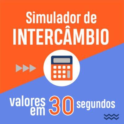 Simulador de Intercâmbio - Intercâmbio & Viagem