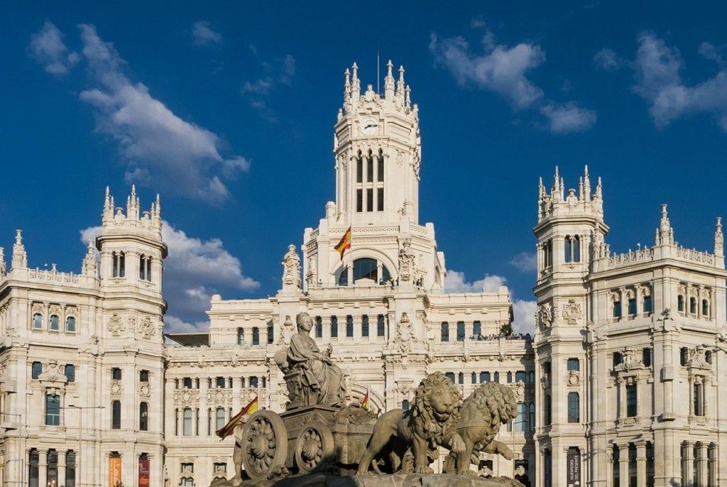Centro de Madri, Espanha - Foto Carabo Spain, Pixabay