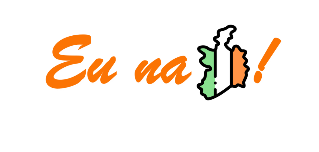 EuNaIrlanda.com.br - Logo