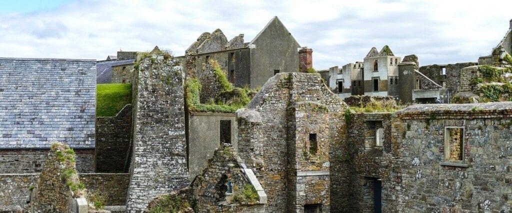 Cork, Irlanda - michaelmep por Pixabay